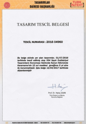 Tescil 1